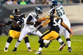 Michael Vick vs. Steelers