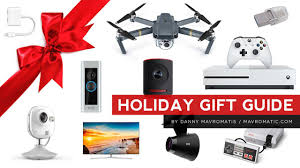 tech holiday gift guide 2016 10 great gifts to treat the gadget
