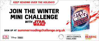Challenge Up The Winter Mini Challenge Returns For 2017 Reading Agency