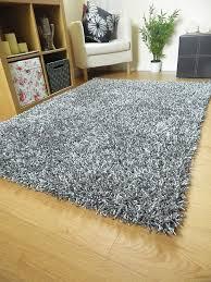 Silver Shag Rug Black And Grey Rugs Magnifique Chevron Black Area Rug Sauget
