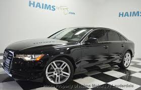 audi a6 premium 2015 used audi a6 4dr sedan quattro 2 0t premium plus at haims