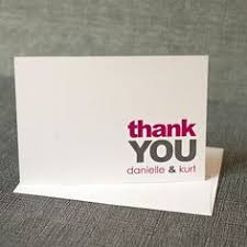 personalized thank you cards bets ideas personalized thank you card modern designing