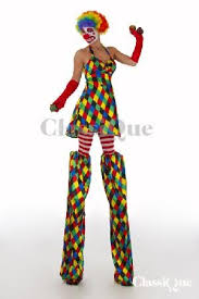 clown stilts clown stilt walker hire book for events