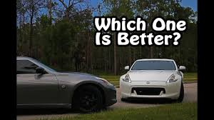 nissan 370z manual for sale nissan 370z automatic vs manual what to buy youtube