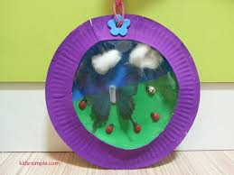 simple craft paper plate art kids u0027r u0027 simple