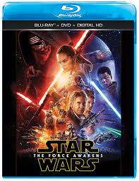 amazon com star wars the force awakens blu ray dvd digital hd