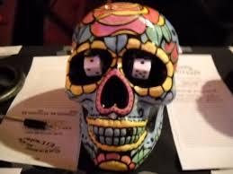 el diablo hosts dia de los muertos tattoo artist skull show