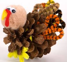 lil turkey crafts for thanksgiving falling in with