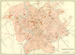 Map Rome Ancient Rome Pictures Platner U0026 Ashby