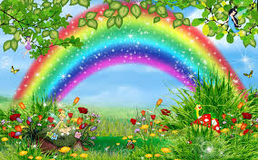 little story english and sinhala the rainbow