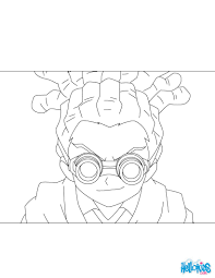 inazuma eleven coloring pages 6 printables of your favorite tv