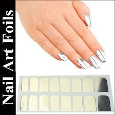 metallic nail foil wraps metallic nail foil wraps images