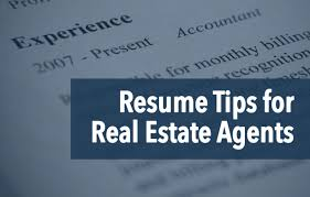 Real Estate Agent Resume Example by The Real Estate Agent Resume Examples U0026 Tips Placester