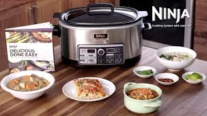 Kitchen Collection Promo Code Ninja Cooking System Sear Bake Slow Cook U0026 Steam All In One Pot
