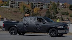 hybrid pickup truck 2018 ram 1500 hybrid spied testing youtube