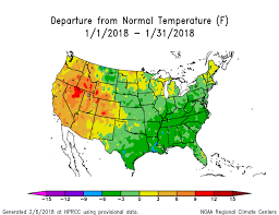 temperature map usa january national drought mitigation center website news outreach