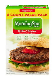 morningstar farms grillers original value pack shop meat