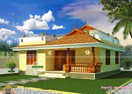 small style homes small house plans in kerala style 5380