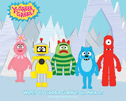 yo gabba gabba coloring pages free coloring pages ideas u0026 reviews