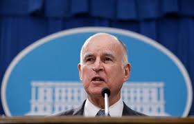 california gov jerry brown asks president donald trump for