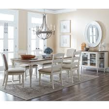 jofran 1776 240kd castle hill dining chair in antique white