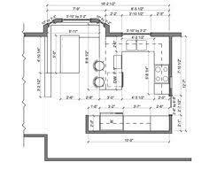 Luxury Kitchen Floor Plans Floor Plan Option 3 Home Ideas Pinterest Kitchen Floor Plans