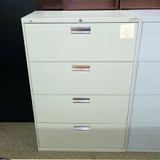 4 drawer lateral file cabinet used lateral file cabinets used hon 4 drawer lateral file cabinet putty
