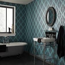 Kitchen Wallpaper Designs Ideas 64 Best Wall Paper Images On Pinterest Damask Wallpaper