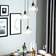 Clear Globe Pendant Light 3 Globe Pendant Light Image For Cluster Globe Pendant