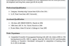 Secretary Resume Sample by American Cv Example Swiss Cv Vs American Cv Page 2 English Forum