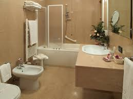 Bathroom Without Bathtub Decorative Simple Bathroom Designs Without Tub With Cream Marble