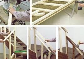ringhiera fai da te come costruire una ringhiera in legno con il fai da te esperto