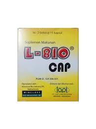 Obat L Bio l bio capsule per capsul apotekmart