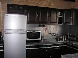 cuisine ancienne repeinte cuisine rustique repeinte en noir repeindre ancienne cuisine bois