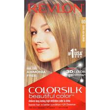 hair color over 60 revlon colorsilk hair color 60 dark ash blonde