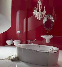 Gray And Red Bathroom Ideas - modern bathroom colors 50 ideas how to decorate your bathroom