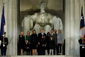 trump tower address the trump family at the pre inauguration celebration at the lincoln