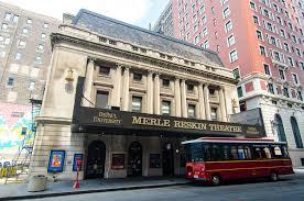 Depaul Map Depaul University Merle Reskin Theatre Blackstone Theatre
