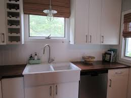 salt marsh cottage how to finish butcher block countertops with