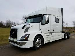 volvo truck sleeper cabs new trucks for sale
