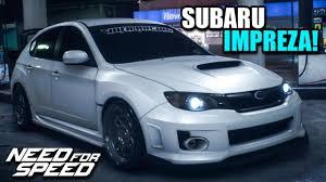 subaru custom nfs 2015 custom cars rally stanced subaru impreza wrx sti dat