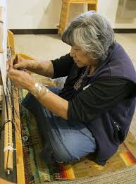 Navajo Rug Song Navajo Rugs Weaving A Story Of The Diné People