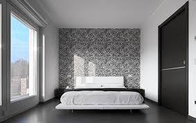 papier peint chambre à coucher idea chambre a coucher avec papier peint decoration de