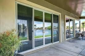 Patio Door Track Replacement How To Repair Sliding Glass Door Patio Door Replacement Glass