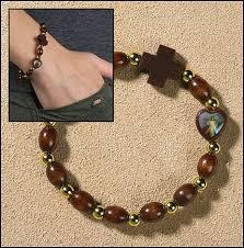 catholic bracelets catholic jewelry religious bracelets rosary bracelets autom