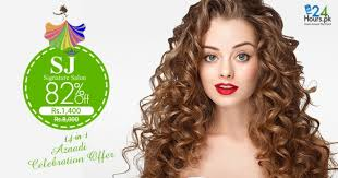 haircut deals lahore deal 82 off by sj salon studio lahore