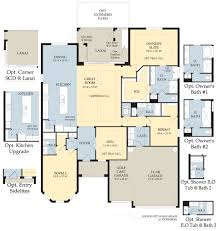 Florida Homes Floor Plans by Dartmouth Ii New Home Plan Naples Fl Pulte Homes New Home