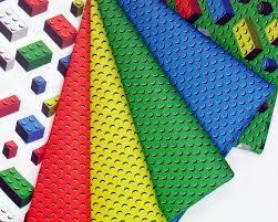 bricks fabric quarter lego inspired fq quilting by spacefem