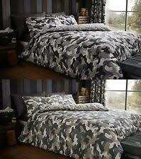 camouflage bedding ebay
