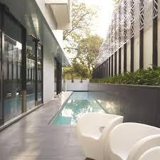fabulous verdant avenue house with sleek lines melbourne